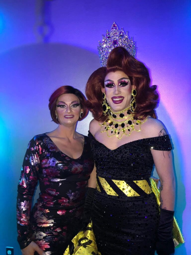 Sheridan Steele and Soy Queen | Miss Gay Columbus Ohio | Boscoe's (Columbus, Ohio) | 1/25/2020