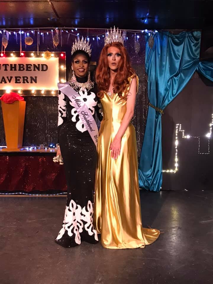 Sabrina Caprice Heartt and Jennifer Lynn | Miss Southbend | Southbend Tavern (Columbus, Ohio) | 1/27/2019