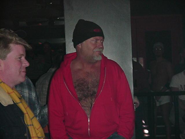 Corbett Reynolds   The Eagle (Columbus, Ohio)   1/6/2002