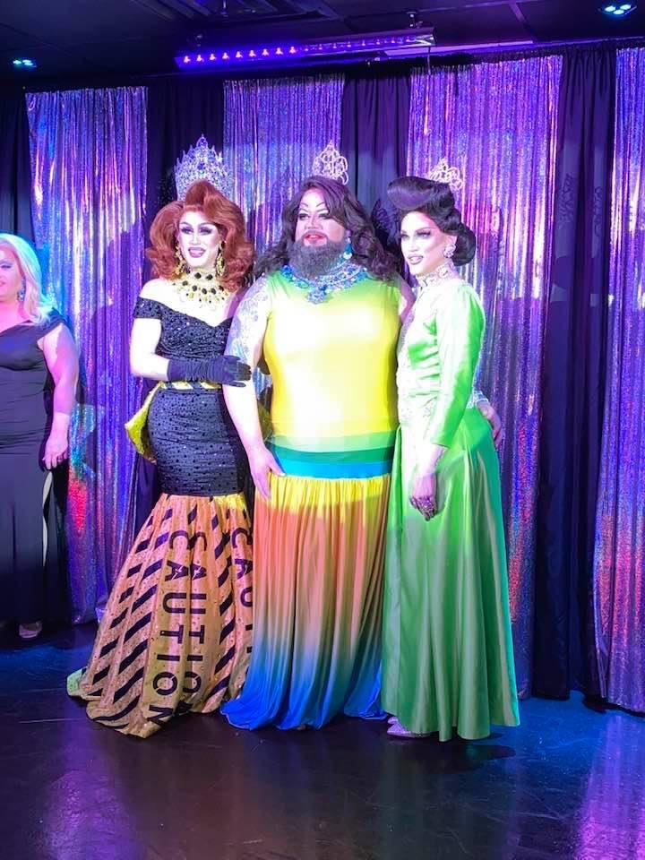 Soy Queen, Miranda Michaels and Mimi Sharp | Miss Gay Columbus Ohio | Boscoe's (Columbus, Ohio) | 1/25/2020