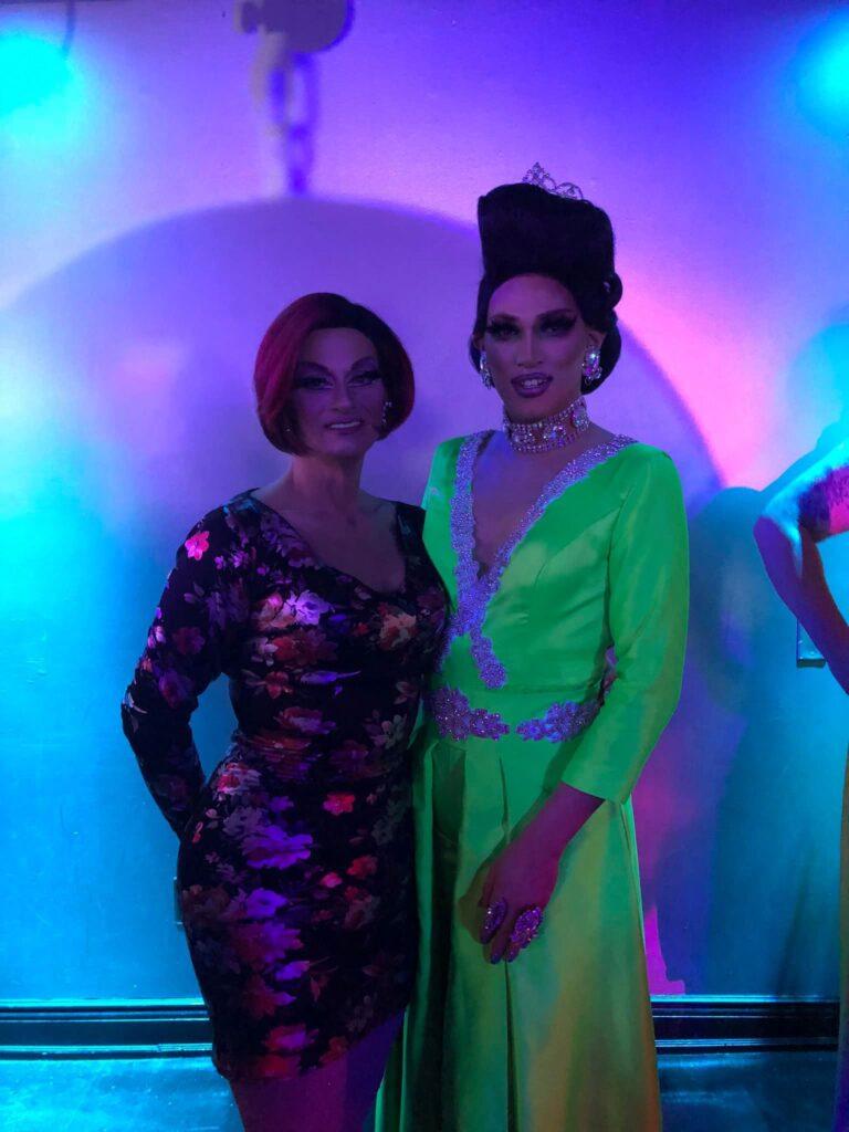 Sheridan Steele and Mimi Sharp | Miss Gay Columbus Ohio | Boscoe's (Columbus, Ohio) | 1/25/2020