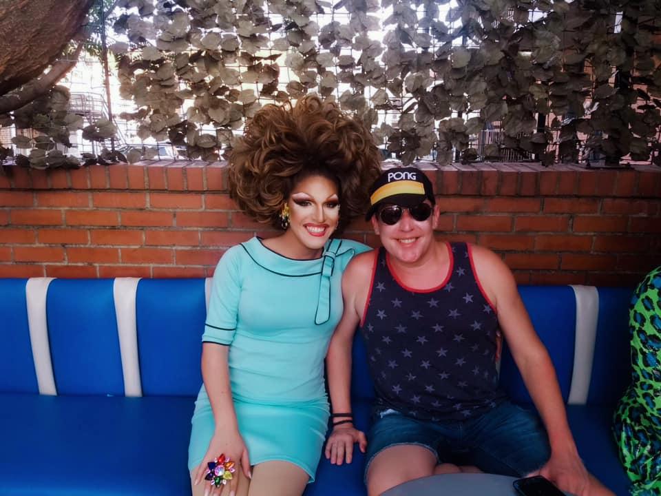 Valerie Valentino and Brent Fabian | Miss Gay Ohio America | Axis Nightclub (Columbus, Ohio) | 7/19-7/21/2019