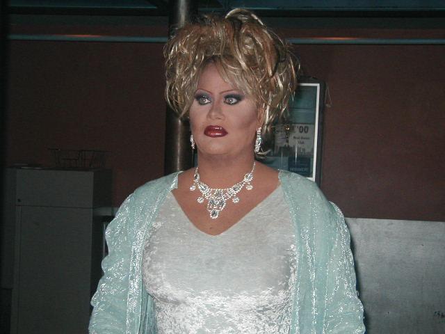 Olivia Pantene | Axis Nightclub (Columbus, Ohio) | 9/15/2002