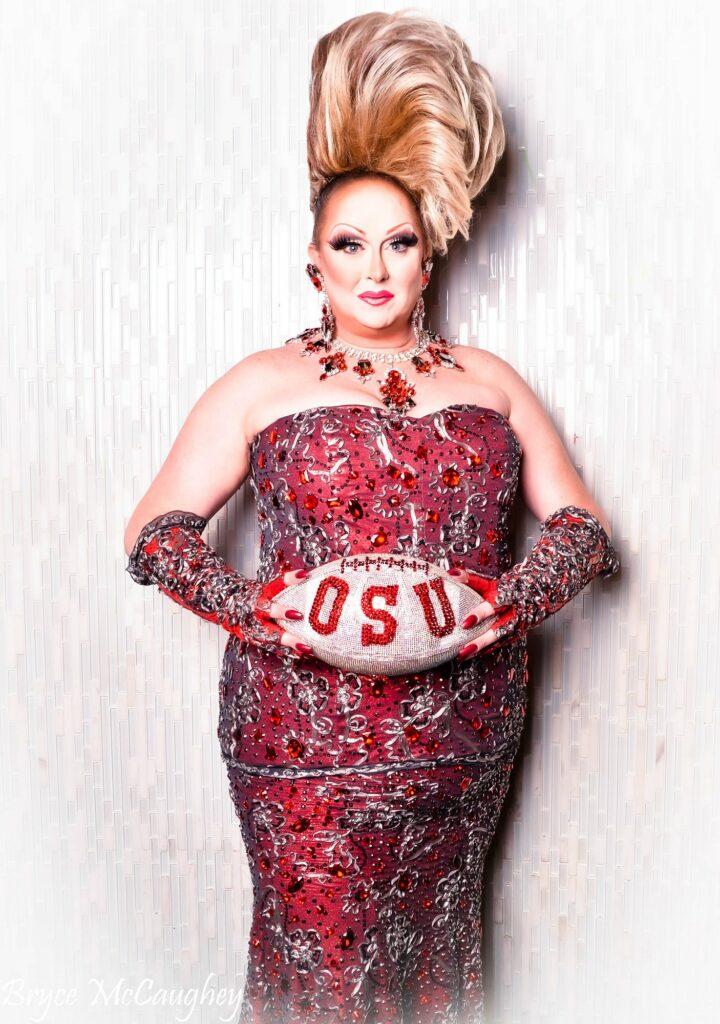 Brionna Brooks | Photo by Bryce McCaughey | Miss Ohio Gay Pride | Axis Nightclub (Columbus, Ohio) | 11/9 - 11/10/2019