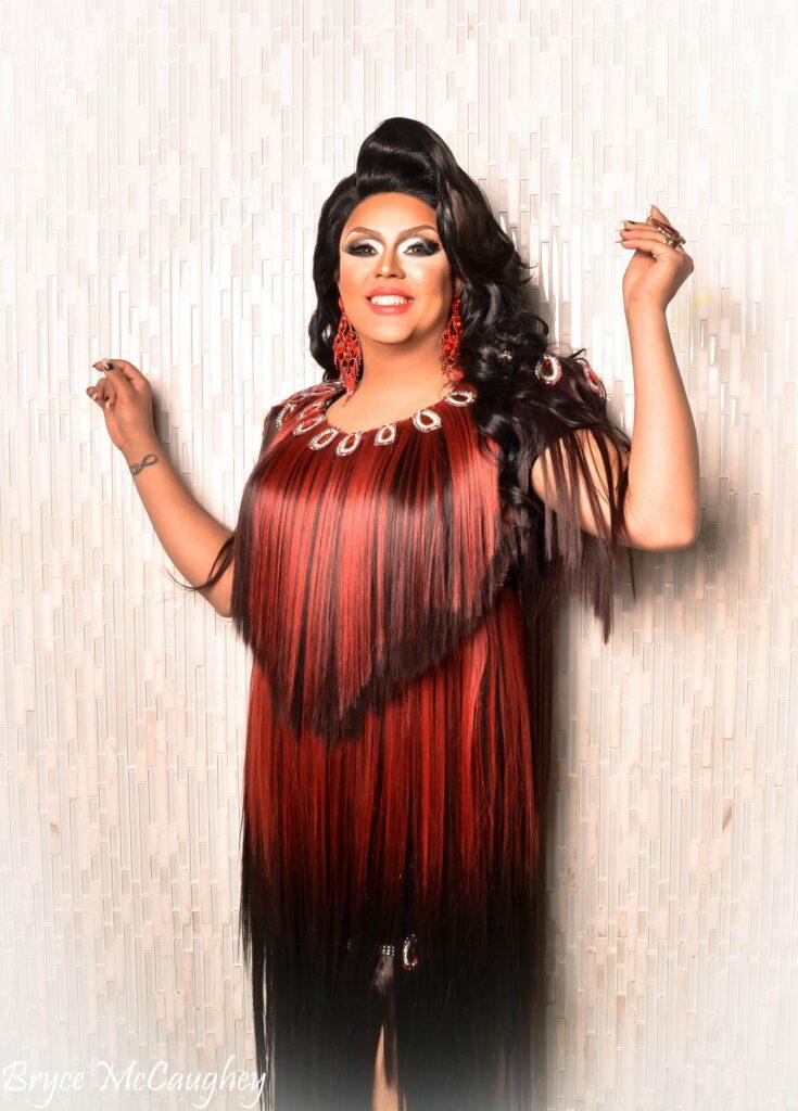 Gya Mongciel | Photo by Bryce McCaughey | Miss Ohio Gay Pride | Axis Nightclub (Columbus, Ohio) | 11/9 - 11/10/2019
