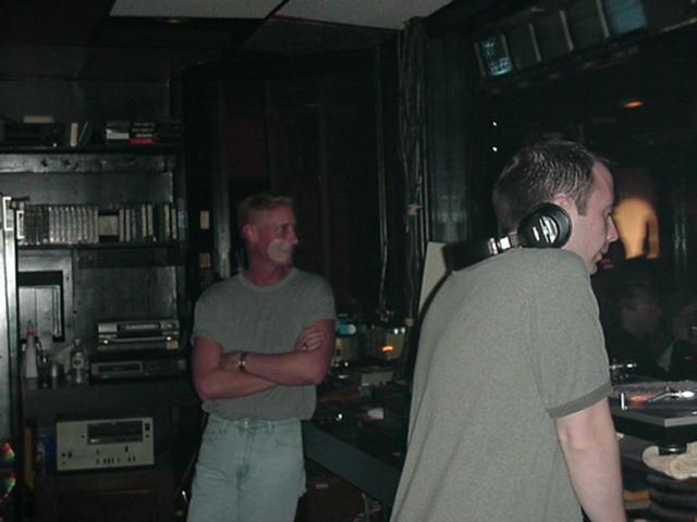 Bob Lennon and Rob Engel   The Eagle (Columbus, Ohio)   1/6/2002