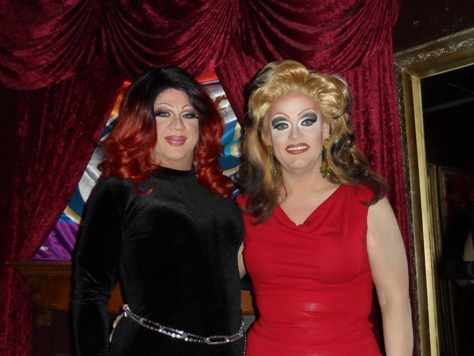 Hellin Bedd and Vivi Velure | Cavan Irish Pub (Columbus, Ohio) | 2/21/2015