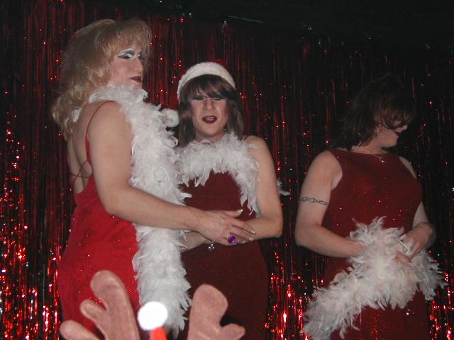 Sharon Love and Selma Love | Havana Video Lounge (Columbus, Ohio) | 12/19/2002