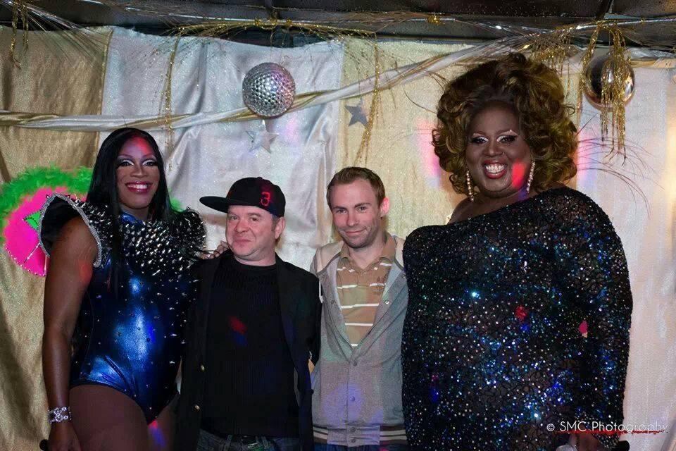 Kira Kennedy Chanel, Joey Fleming, Cory and Latrice Royale | Southbend Tavern (Columbus, Ohio) | 10/16/2013