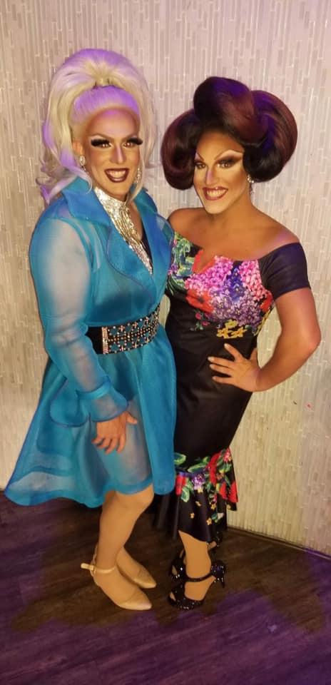 Valerie Taylor and Valerie Valentino | Miss Gay Ohio America | Axis Nightclub (Columbus, Ohio) | 7/19-7/21/2019