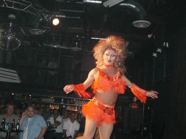 Maria Garrison | Axis Nightclub (Columbus, Ohio) | 6/08/2003