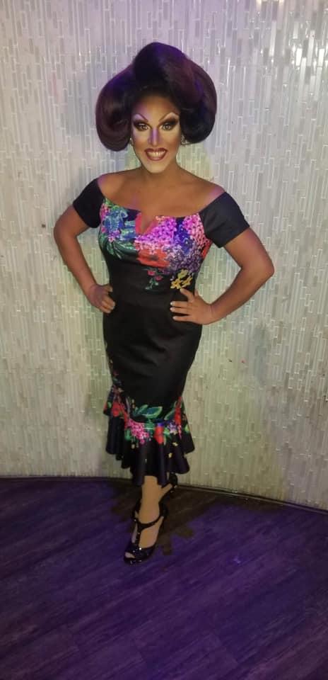 Valerie Valentino | Miss Gay Ohio America | Axis Nightclub (Columbus, Ohio) | 7/19-7/21/2019