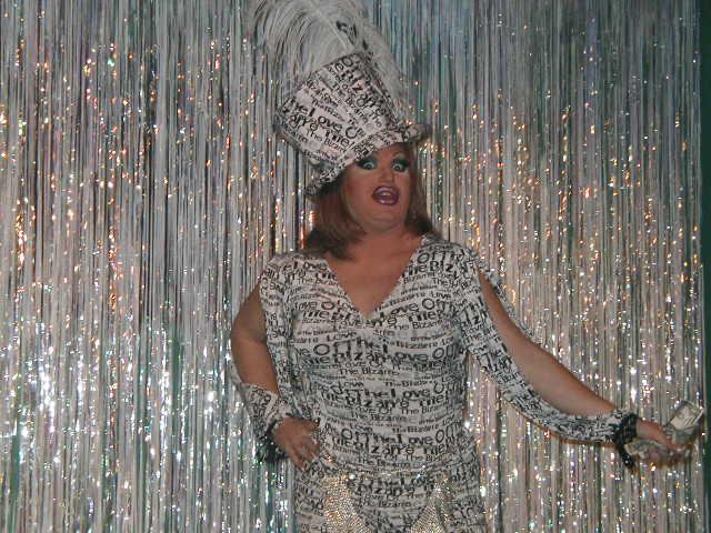 Amber Marie | Union Station Video Cafe (Columbus, Ohio) | 11/27/2002