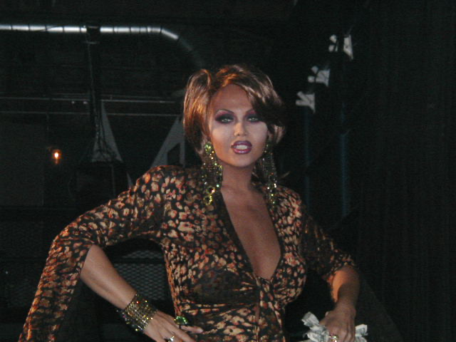 Maya Douglas | Axis Nightclub (Columbus, Ohio) | 6/08/2003