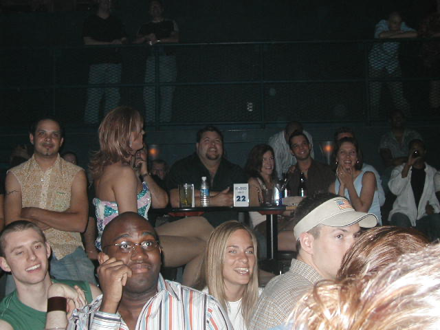 Maya Douglas Show | Axis Nightclub (Columbus, Ohio) | 6/08/2003