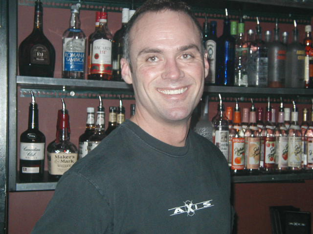 Lonnie | XFactor Giveway | Axis Nightclub (Columbus, Ohio) | 3/8/2002