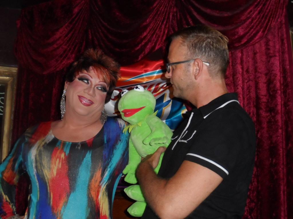 Hellin Bedd and Jeff | Cavan Irish Pub (Columbus, Ohio) | 8/8/2015