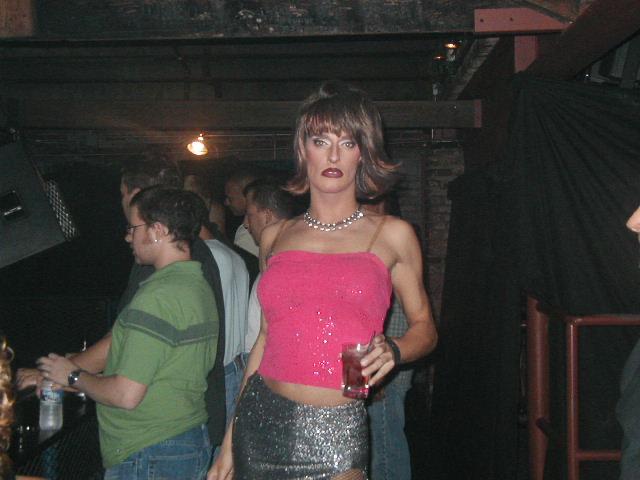 Helena Troy | Axis Nightclub (Columbus, Ohio) | 9/15/2002