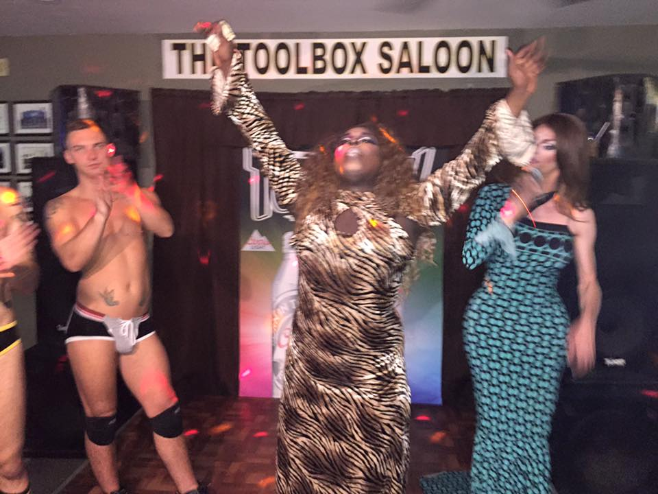 Brock Bradly, Cherry Poppins and Jaymee Sexton | Toolbox Saloon (Columbus, Ohio) | 8/29/2015