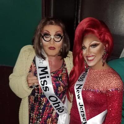 Denise Russell and Valerie Valentino | Miss Gay Ohio America Review Show | Cavan Irish Pub (Columbus, Ohio) | 7/20/2019