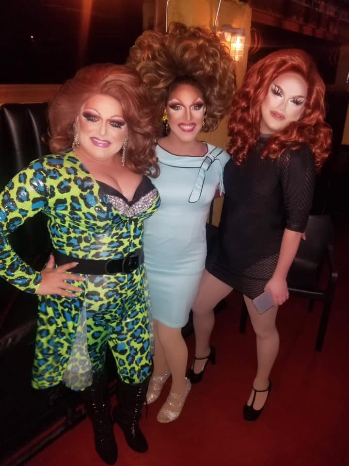Paige Passion, Valerie Valentino and Selena T. West | Miss Gay Ohio America | Axis Nightclub (Columbus, Ohio) | 7/19-7/21/2019