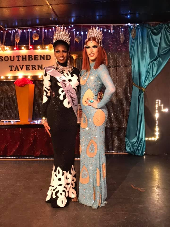 Sabrina Caprice Heartt and Mimi Sharp | Miss Southbend | Southbend Tavern (Columbus, Ohio) | 1/27/2019