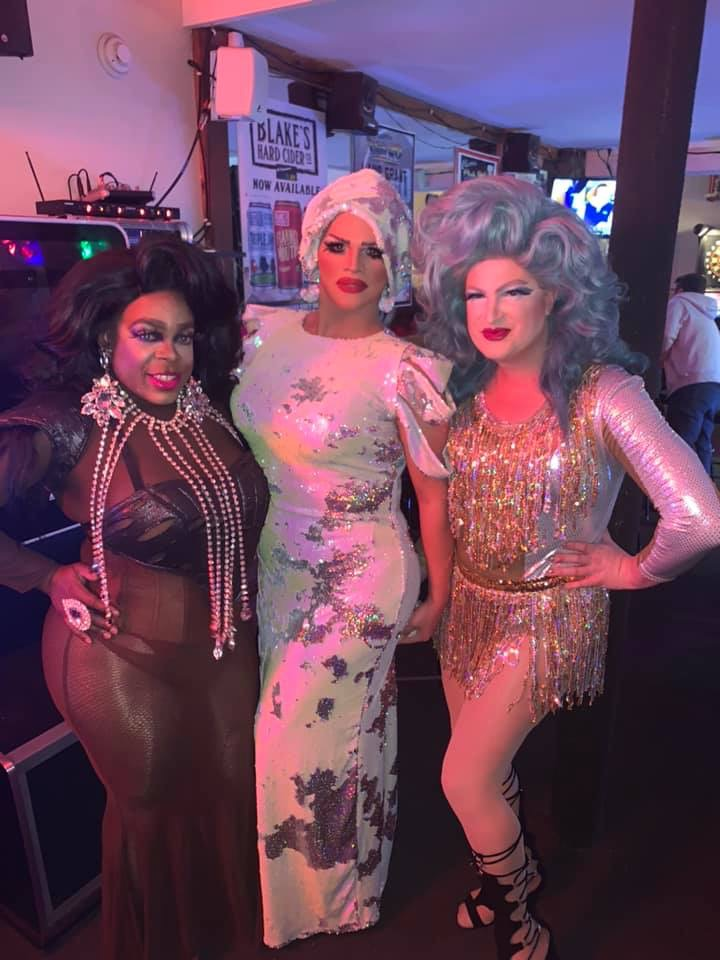 Mikayla Denise, Ava Aurora Foxx and Abortia Clinique | O'Connors Club 20 (Columbus, Ohio) | 1/4/2020