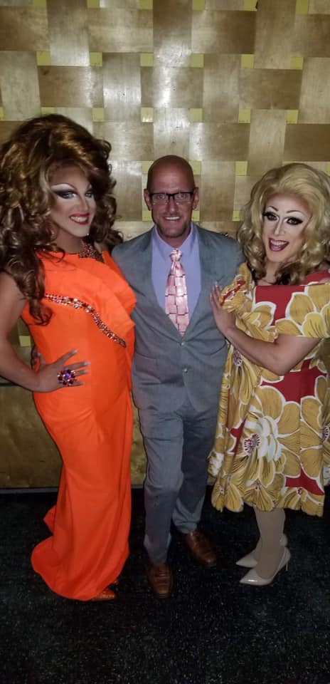 Valerie Valentino, Michael Bishop (Beverly Ford) and Mary Nolan | Miss Gay Ohio America | Axis Nightclub (Columbus, Ohio) | 7/19-7/21/2019