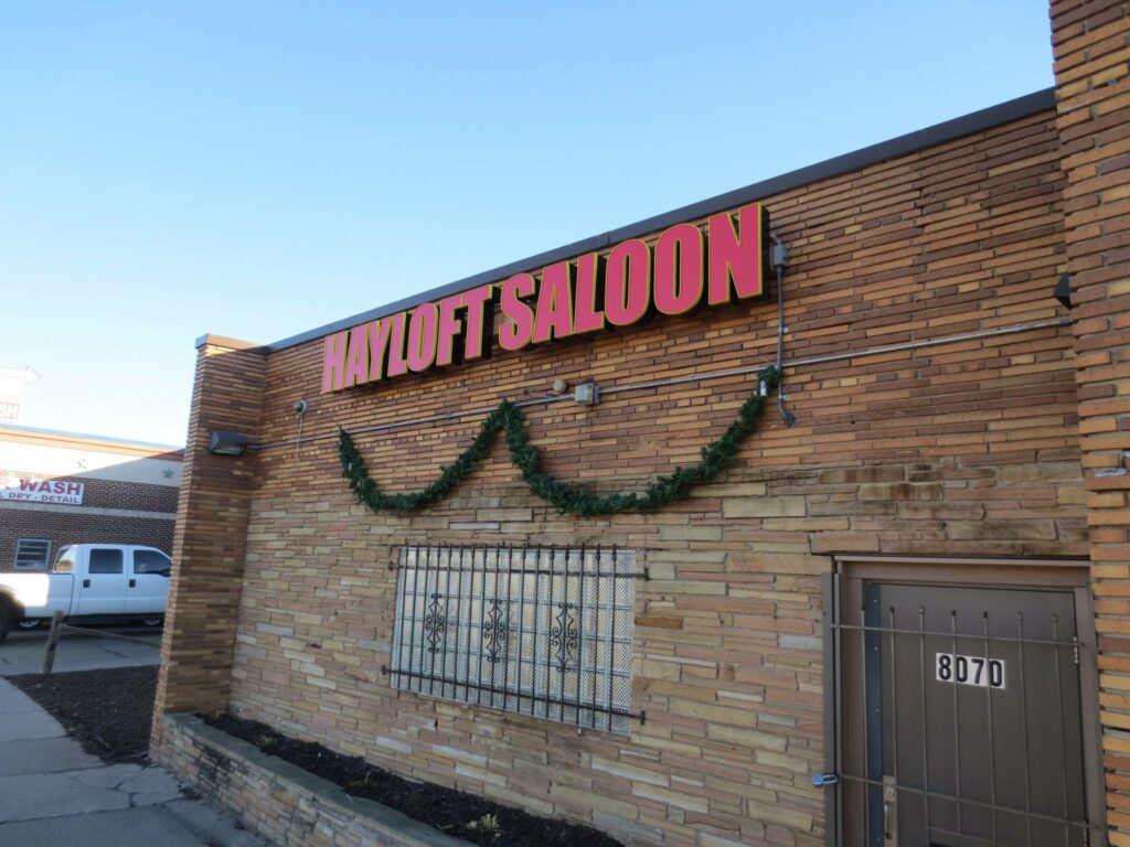 Hayloft Saloon (Detroit, Michigan)