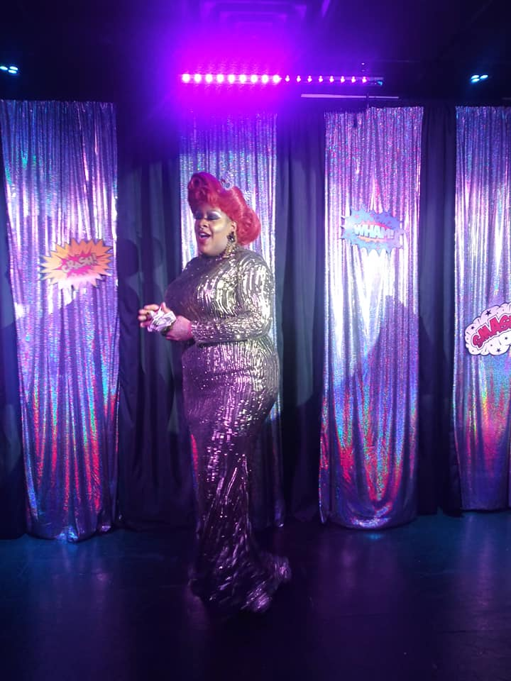 Deja Dellataro | Miss Gay Heart of Ohio America | Boscoe's (Columbus, Ohio) | 1/11/2020