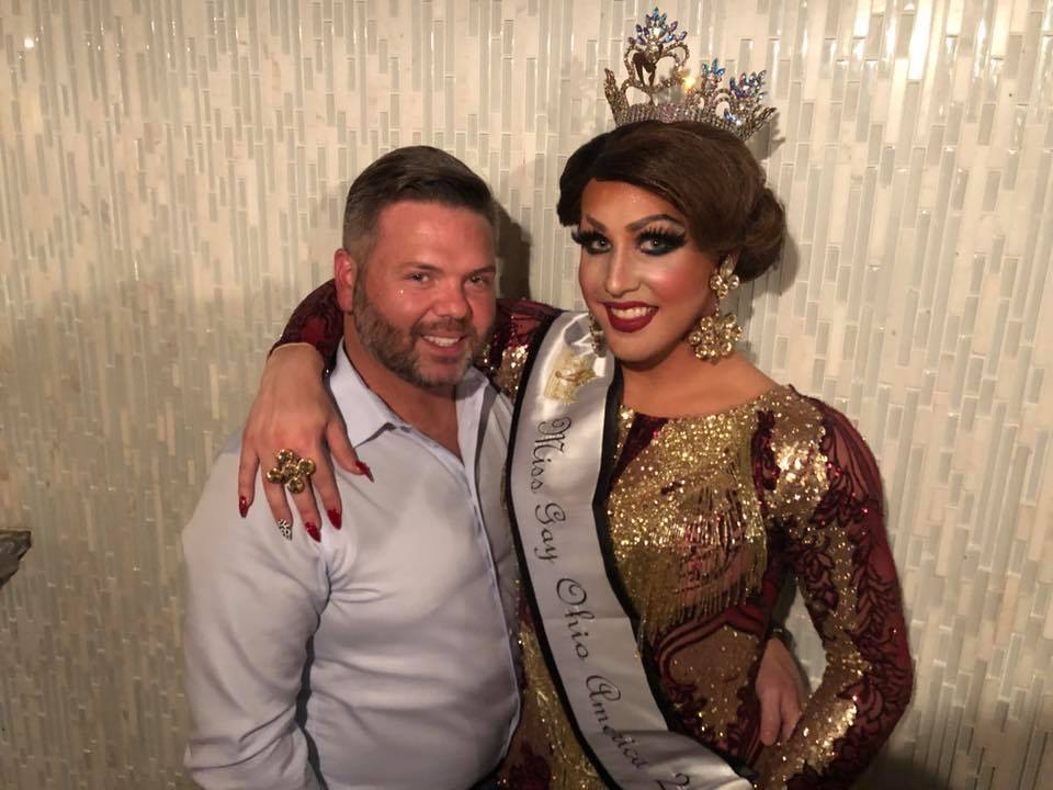 Johnathan Thacker and Courtney Kelly | Miss Gay Ohio America | Axis Nightclub (Columbus, Ohio) | 7/19-7/21/2019
