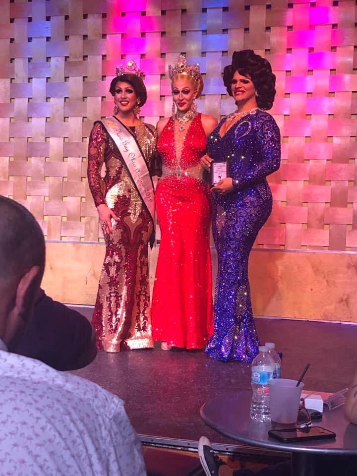 Courtney Kelly, Andora Te'Tee and Ava Aurora Foxx | Miss Gay Ohio America | Axis Nightclub (Columbus, Ohio) | 7/19-7/21/2019