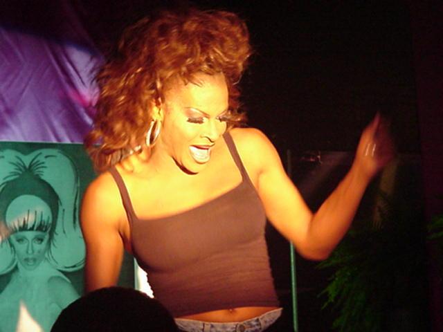 Jasmine Knight | Remembering Brazon | The Eagle (Columbus, Ohio) | 5/19/2002