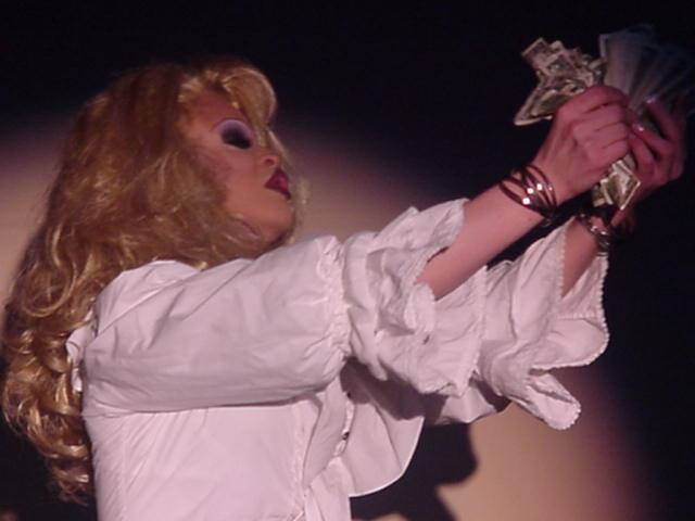 Missy Marlo | Remembering Brazon | The Eagle (Columbus, Ohio) | 5/19/2002