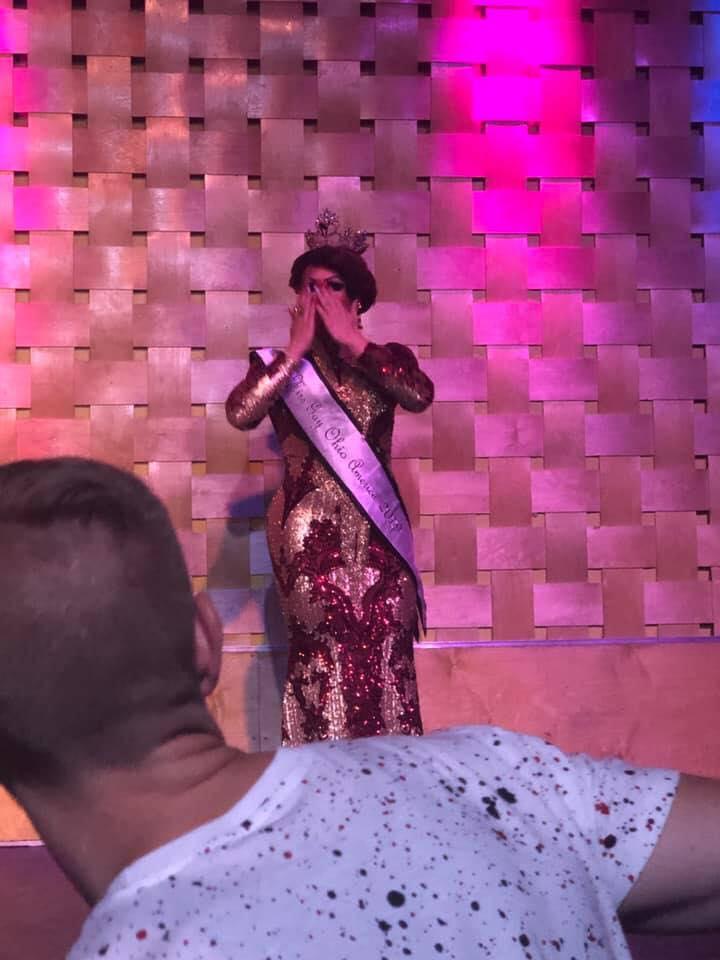 Courtney Kelly | Miss Gay Ohio America | Axis Nightclub (Columbus, Ohio) | 7/19-7/21/2019