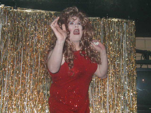 Nina West | Thanksgiving Show | Havana Video Lounge (Columbus, Ohio) | 11/21/2002