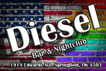 Diesel Bar & Nightclub (Springfield, Ohio)
