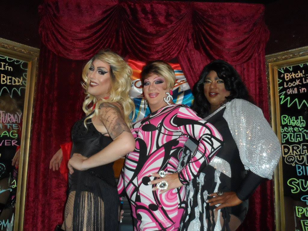Cookie Crumbles, Hellin Bedd and Blahze Brown | Cavan Irish Pub (Columbus, Ohio) | 8/29/2015