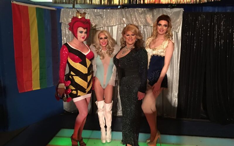 Wendy Williams, Kimberly Lourainne, Tyese Rainz and Kayla Fame | Old Street Saloon (Monroe, Ohio) | 3/12/2016
