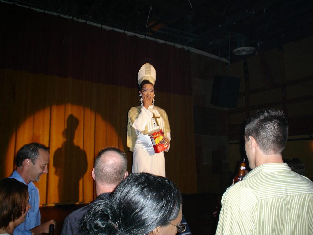 Andria Michaels   Hey God, It's Me Virginia   Axis Nightclub (Columbus, Ohio)   7/15/2004