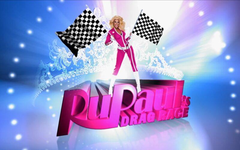 RuPaul's Drag Race logo