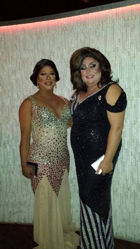Rosario Garcia and Shelby Bottoms | Miss Gay Ohio America | Axis Nightclub (Columbus, Ohio) | 7/12-7/13/2014