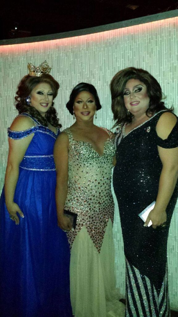 Britney Blaire, Rosario Garcia and Shelby Bottoms | Miss Gay Ohio America | Axis Nightclub (Columbus, Ohio) | 7/12-7/13/2014