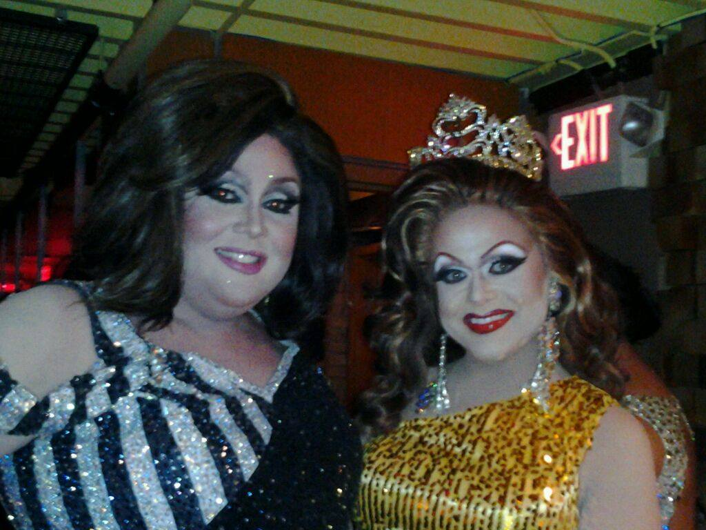 Shelby Bottoms and Jessica Jade | Miss Gay Ohio America | Axis Nightclub (Columbus, Ohio) | 7/12-7/13/2014