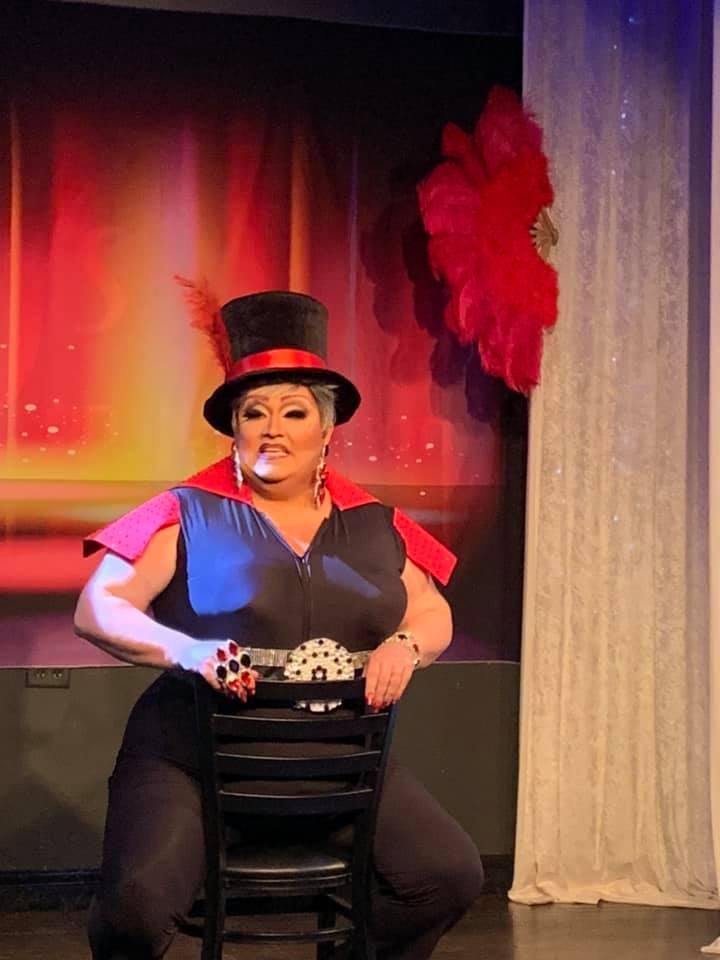 Tori Daniels | Miss Gay Miami Valley Ohio | MJ's on Jefferson (Dayton, Ohio) | 1/26/2019