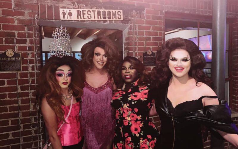 Maja Jera, Jennifer Lynn, Cherry Poppins and Selena T. West | Get The Vote Out 2020 Viewing & Kickoff Party | Land-Grant Brewing Company (Columbus, Ohio) | 10/10/2019