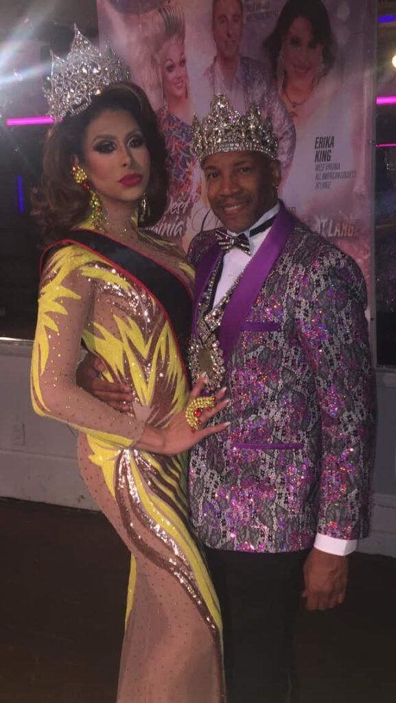 Kassandra Hylton and Antonio Edwards | Broadway (Charleston, West Virginia) | 2/1/2020