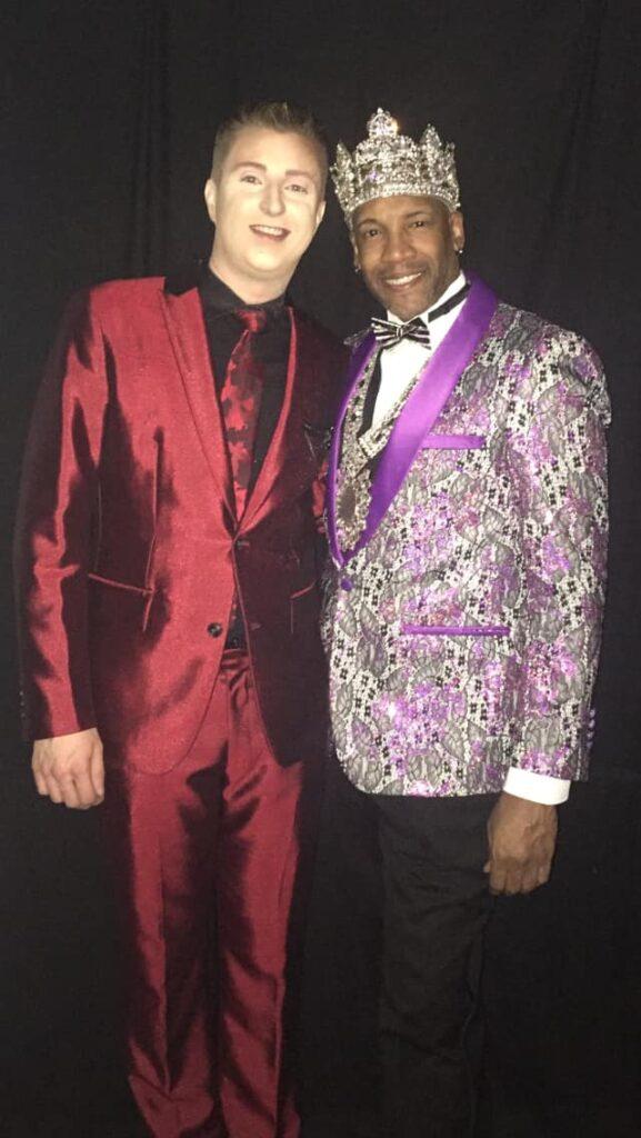 Dane Decardeza and Antonio Edwards | Broadway (Charleston, West Virginia) | 2/1/2020
