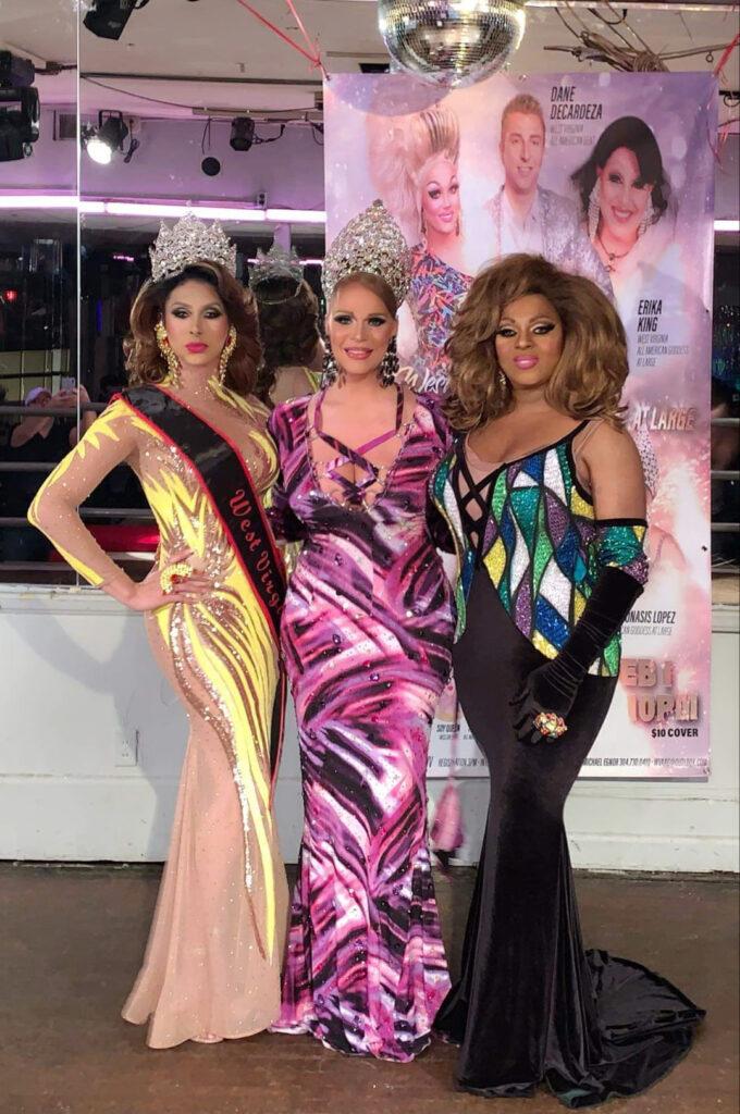 Kassandra Hylton, Tiffany Hunter and Sapphire Mylan | Broadway (Charleston, West Virginia) | 2/1/2020