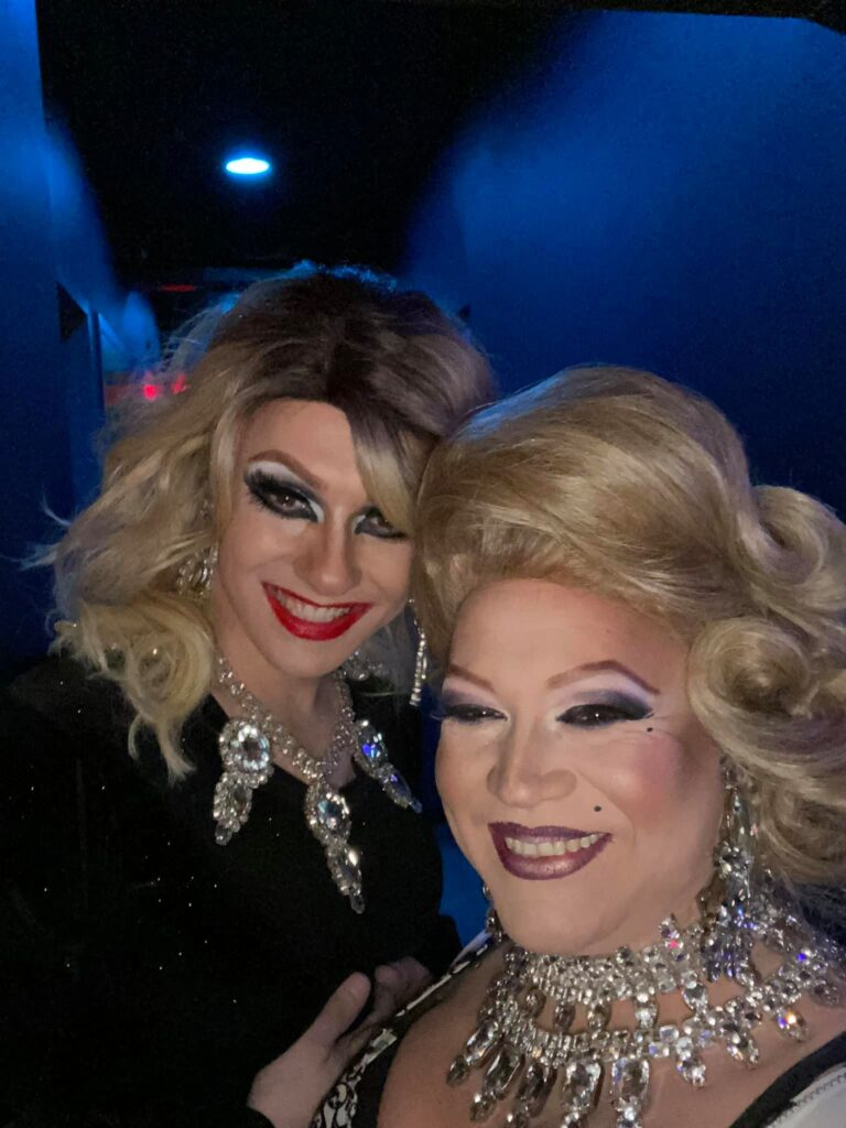 Britney Blaire and Paris Mann | Miss Gay Columbus America | A.W.O.L. (Columbus, Ohio) | 2/7/2020
